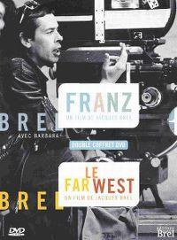 Cover Jacques Brel - Franz/Le Far West [DVD]